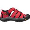 Keen Children Newport H2 Shoes Ribbon Red/Gargoyle